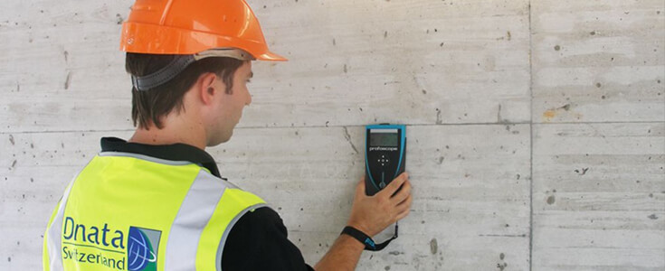 Lithium Battery LP451630 3.7V 170mAh for Moisture Instrument Concrete