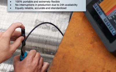 3.7V lipo battery LP7365125 2P 3.7V 14Ah for Portable Hardness Tester