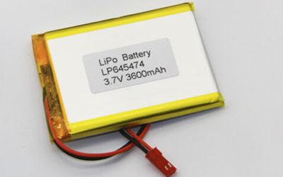 Lithium Polymer Batteries 3000-4000mAh