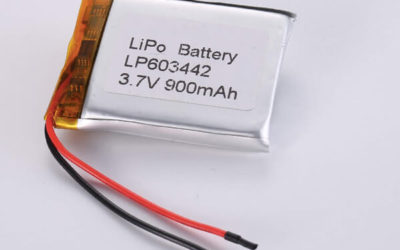 Standard lithium polymer batteries LP603442 900mAh