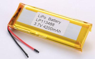 Standard lithium polymer batteries LP113488 3.7V 4200mAh