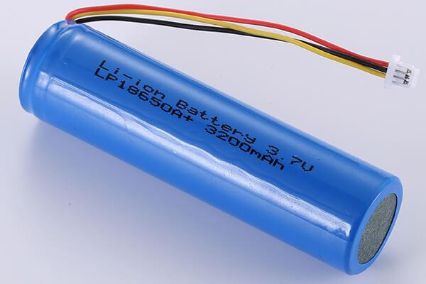 Standard lithium polymer batteries LP18650A 3200mAh