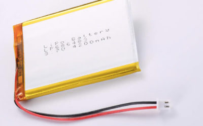 Hot Selling lithium polymer batteries LP686483 3.7V 4200mAh with 15.54Wh