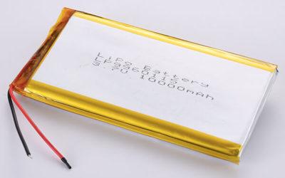 10000mAh Standard Lithium Polymer Batteries LP9960115 10000mAh