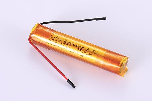 LiPo Battery LPC11530 550mAh