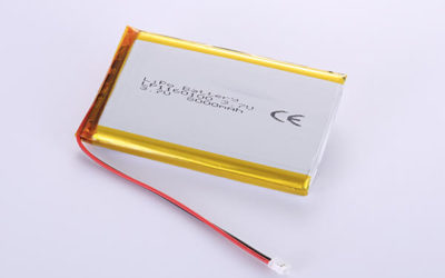 3.7V Hot Selling Multipurpose Rechargeable Lithium Polymer Batteries LP1160100