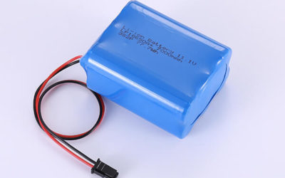 3S2P Li-ion Battery LP18650A+ 11.1V 7000mAh 77.7Wh