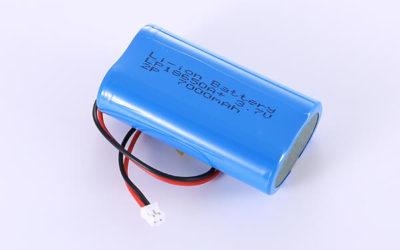 2P Li-ion Battery LP18650A+ 3.7V 7000mAh