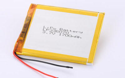 Hot Selling Lithium Polymer Batteries LP336070 1700mAh 6.29Wh