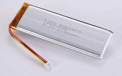 Hot Selling Lithium Polymer Batteries LP683086 2100mAh 7.77Wh