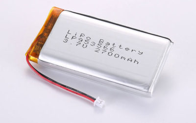 Hot Selling Lithium Polymer Batteries LP953566 2700mAh 9.99Wh