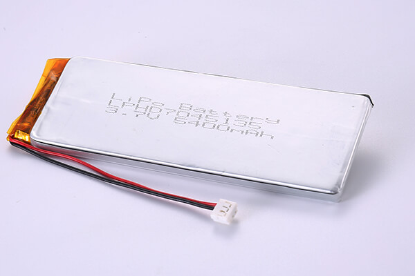 Standard Rechargeable Hot Selling Lithium Polymer Batteries LPHD7045135 5400mAh 19.98Wh