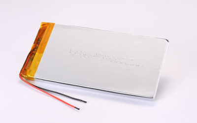 Rechargeable High Capacity Lithium Polymer Batteries LPA695183 22000mAh 81.4Wh
