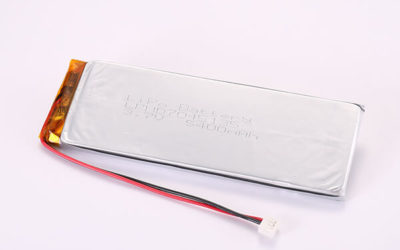 Hot Selling Multipurpose Rechargeable Lithium Polymer Batteries With AMP 179228-3 LP7045135 5400mAh 19.98Wh