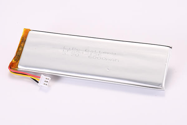 Hot Selling Multipurpose Rechargeable Lithium Polymer Batteries With JST XHP-3 LP8542136 6000mAh 22.2Wh