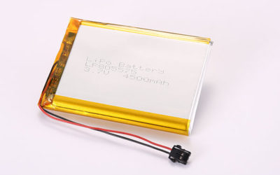 Hot Selling Multipurpose Rechargeable Lithium Polymer Batteries With Molex 2053410202 LP805575 4500mAh 16.65Wh
