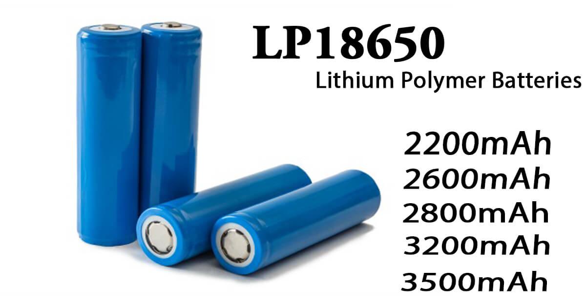 Li ion 18650