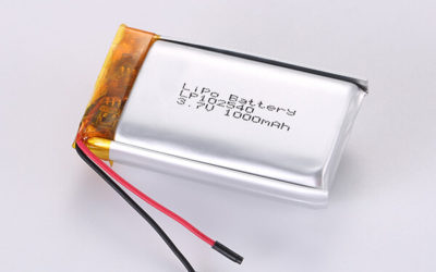 Cell Manufacturer Rechargeable Lithium Polymer Batteries LP102540 1000mAh 3.7Wh