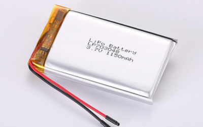 Cell Manufacturer Rechargeable Lithium Polymer Batteries  LP703048 1150mAh 4.255Wh